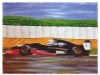 Vincenzo Sospiri F3000 / Supernova Racing